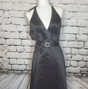 David's Bridal High-Lo Dress